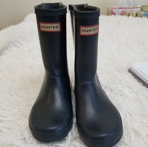 Hunter Kids Boots, Size 11?